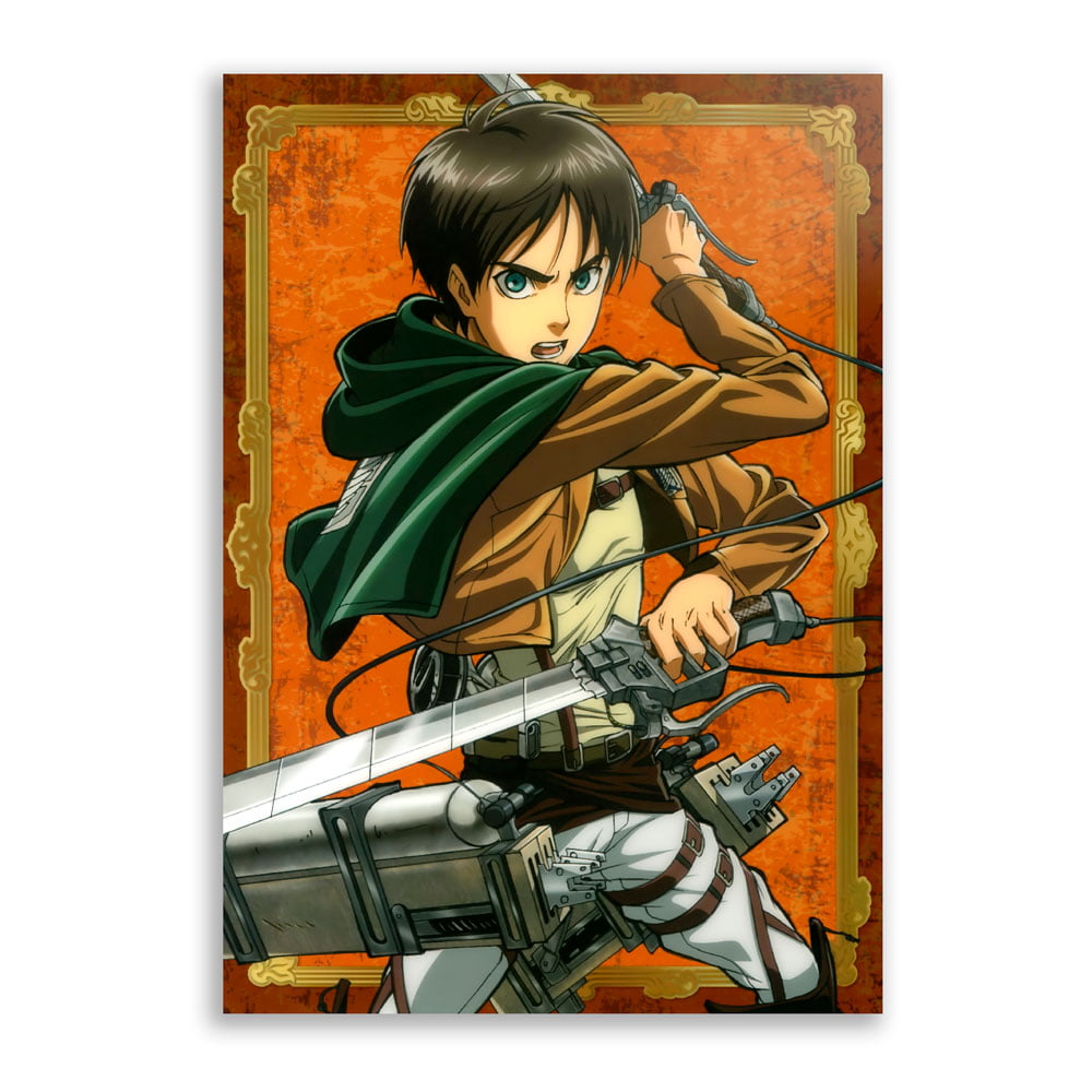 Quadro Attack on titan Eren