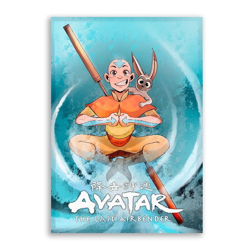 Quadro Avatar Aang