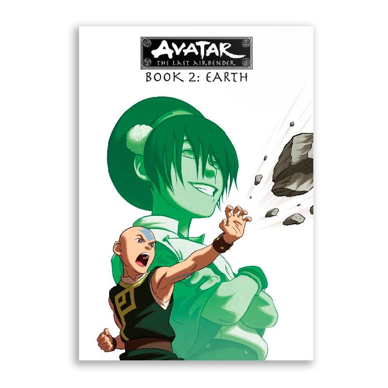 Quadro Avatar Livro 2