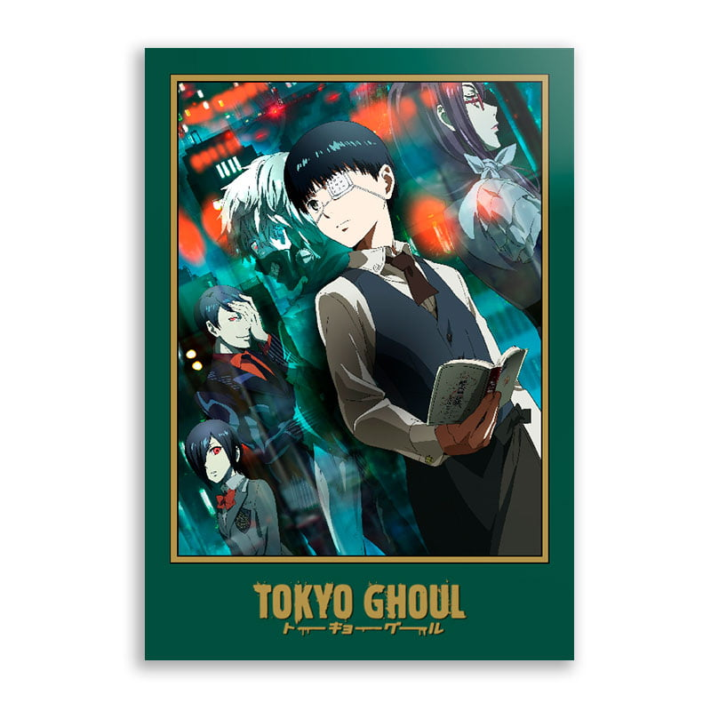 Quadro Tokyo Ghoul Anime