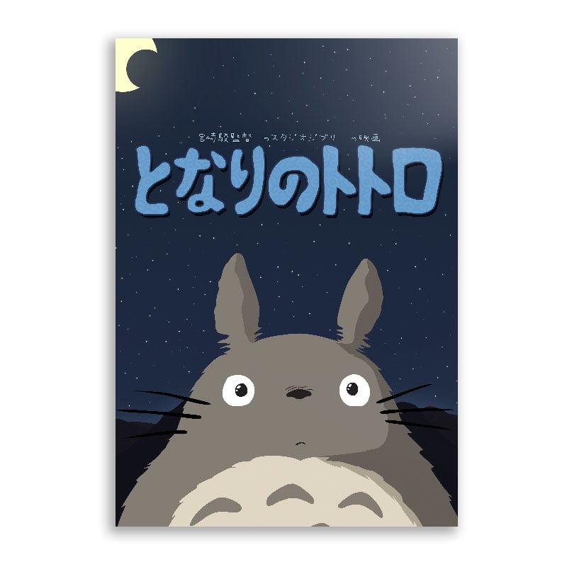 Quadro Totoro