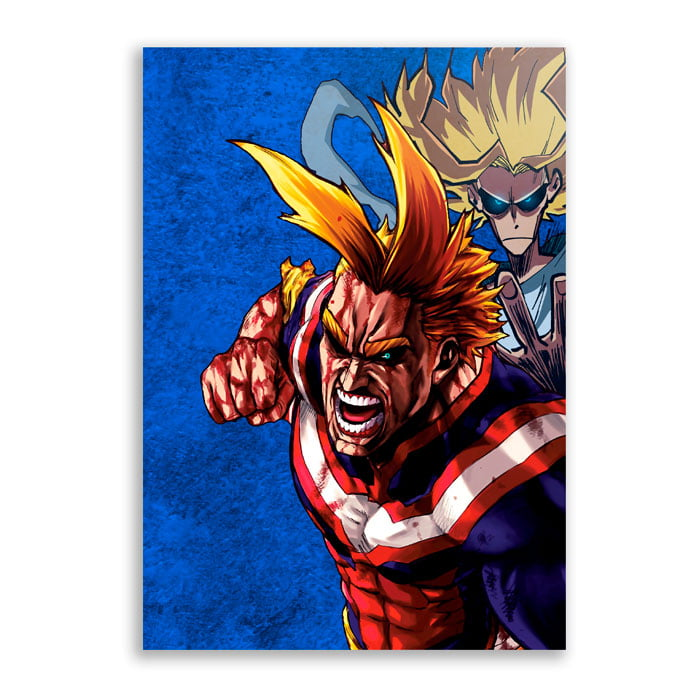 Quadro Boku no hero all might