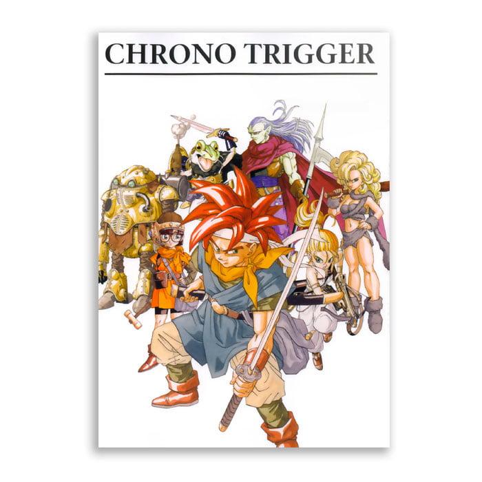 Quadro Chrono trigger