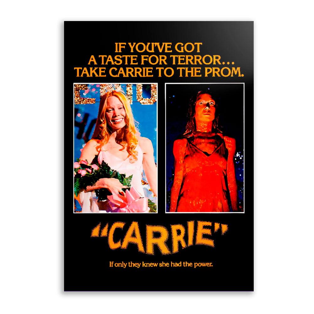 Quadro Carrie a estranha
