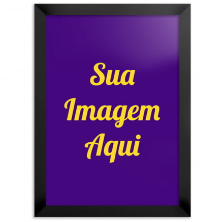 Quadro ou Placa decorativa personalizada