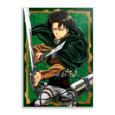 Quadro Attack on titan Levi