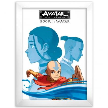 Quadro Avatar Livro 1