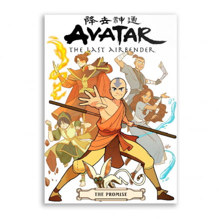 Quadro Avatar The last Airbander