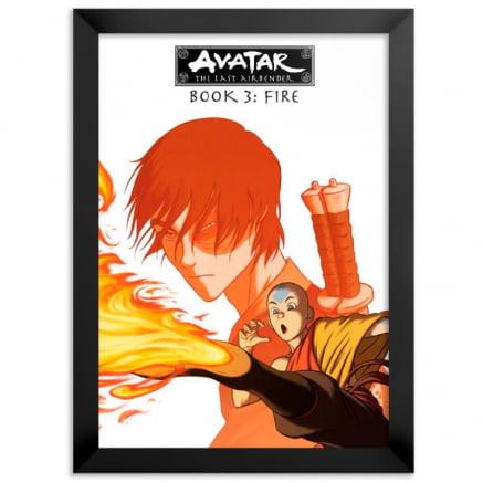 Quadro Avatar Livro 3