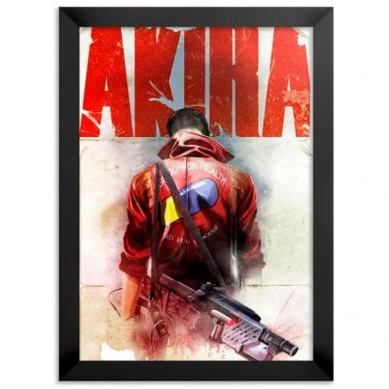Quadro Akira Costas