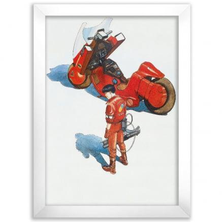 Quadro Kaneda Moto