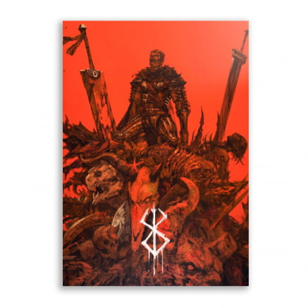 Quadro Berserk Poster 01