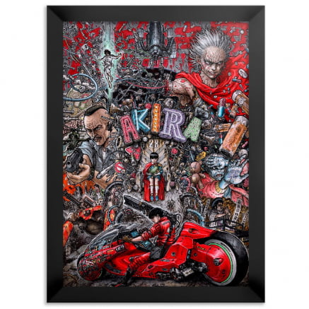 Quadro Akira Arte Poster
