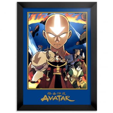 Quadro Avatar Anime