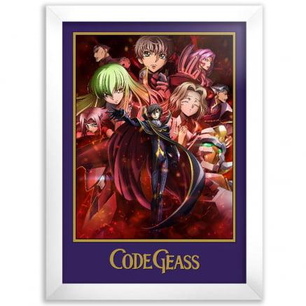 Quadro Code Geass Anime