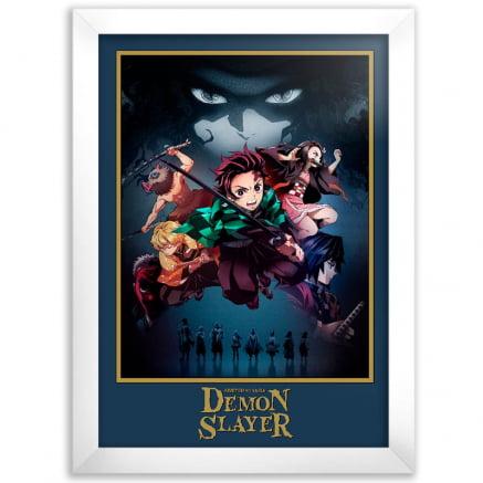 Quadro Demon Slayer Anime