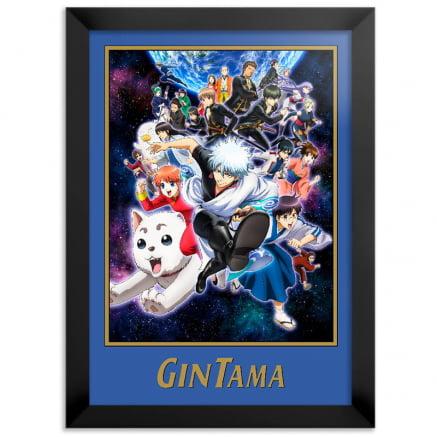 Quadro GinTama Anime