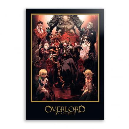 Quadro Overlord Anime