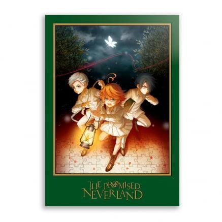 Quadro The Promised Neverland Anime