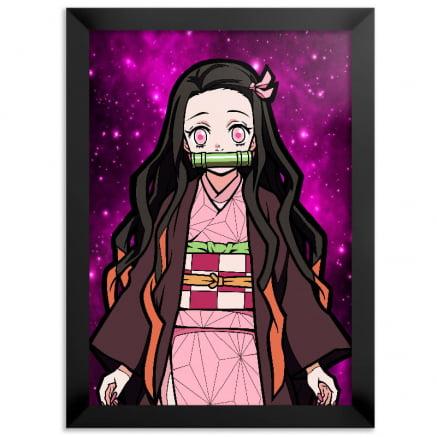 Quadro Demon Slayer Nezuko
