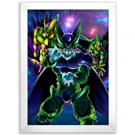 quadro Cell Dragon Ball