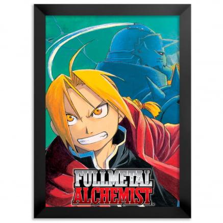 Quadro Fullmetal Alchemist