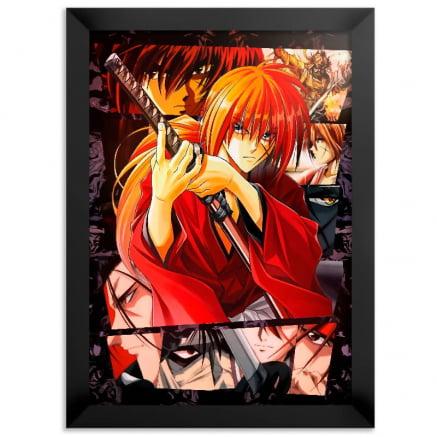Quadro Rurouni Kenshin