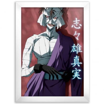 Quadro Shishio samurai x