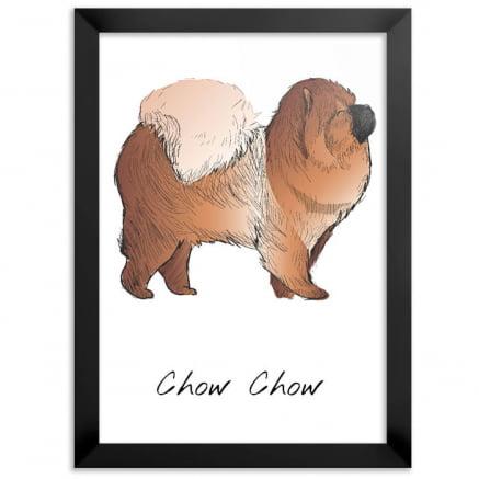 Quadro chow chow