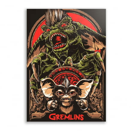 Quadro Gremlins
