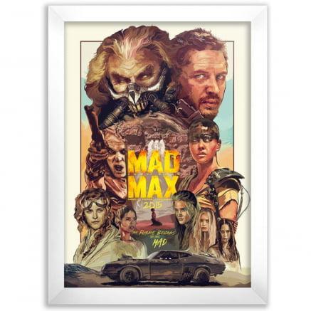 Quadro Mad Max