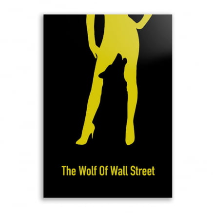 Quadro o lobo de wall street