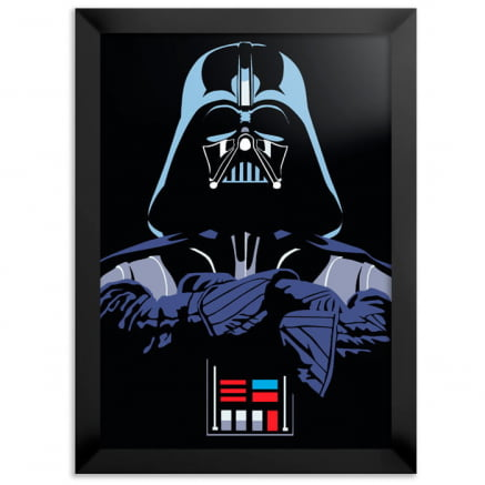 Quadro Darth Vader Star wars