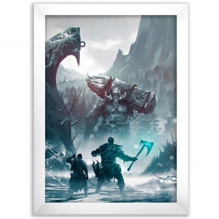 Quadro God of War