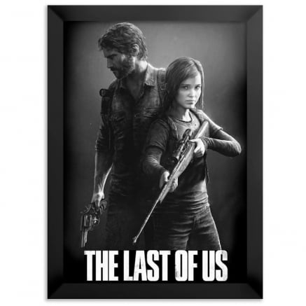 Quadro The Last of Us