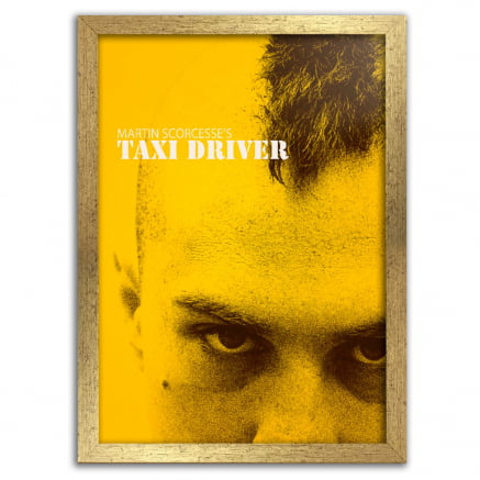 Quadro Taxi Driver Modelo 1