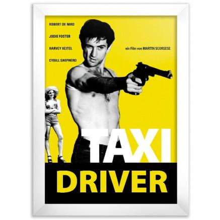 Quadro Taxi Driver Modelo 2