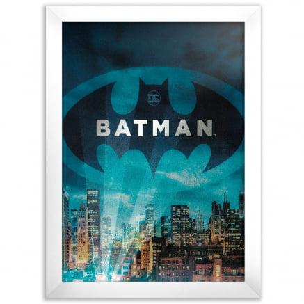 Quadro Batman bat sinal