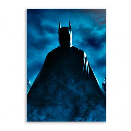 Quadro Batman silhueta
