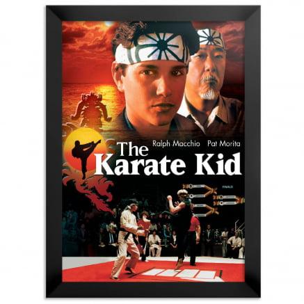 Quadro Karate kid