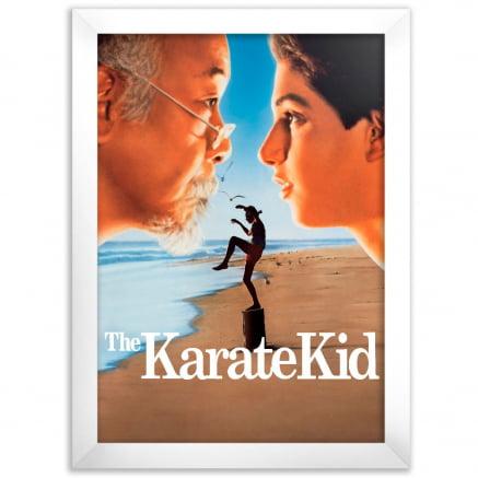 Quadro Karate kid 002