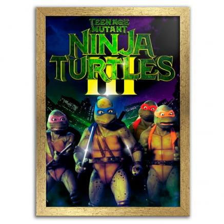 Quadro As tartarugas ninjas 3