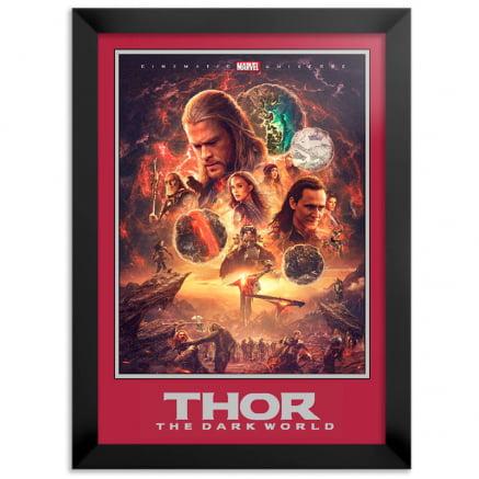 Quadro Thor o Mundo Sombrio